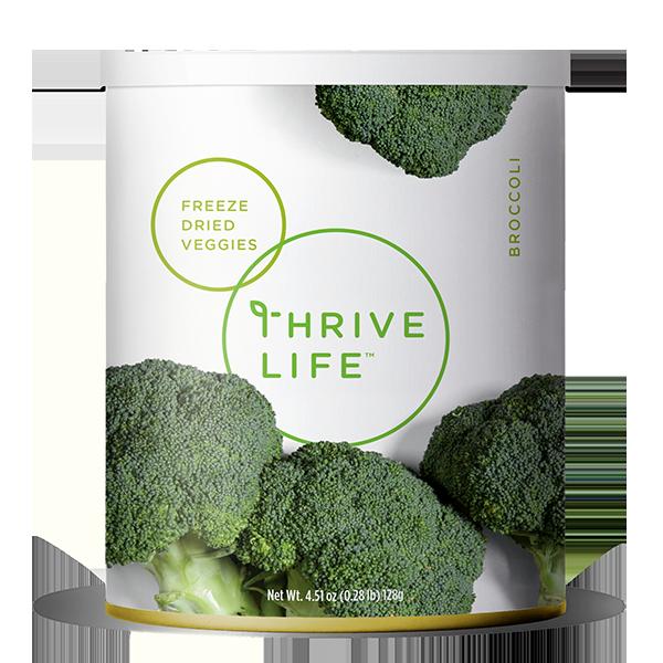 Broccoli - Freeze Dried