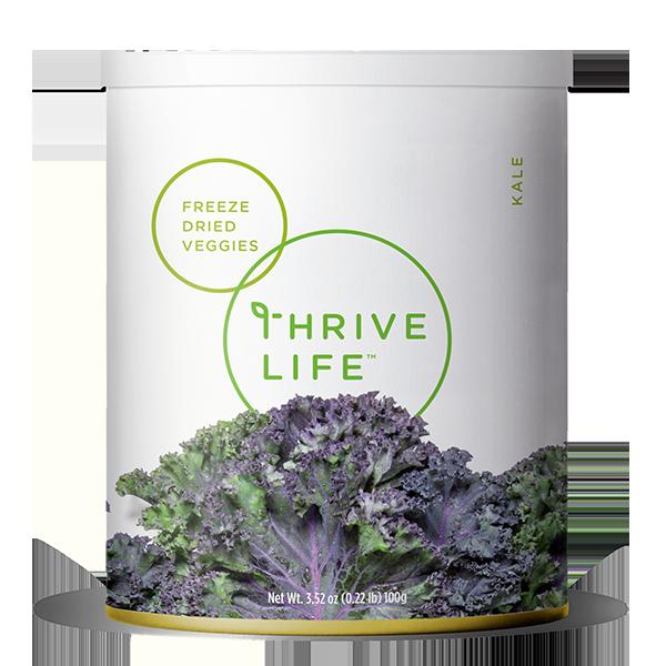 Kale - Freeze Dried