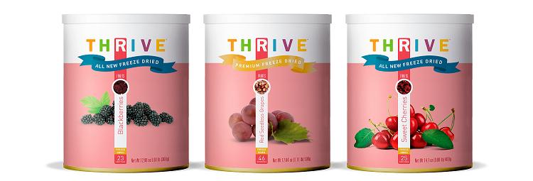 Canada Berries and Cherries Pack